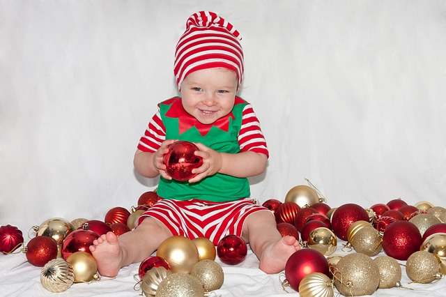 Juegos para fiestas de navidad con niños