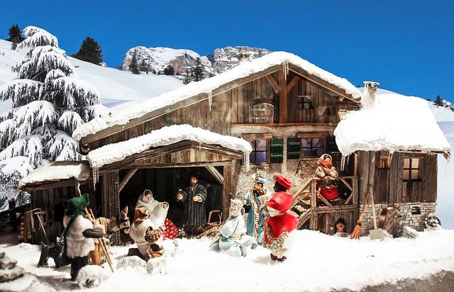 Juegos para fiestas navidad niños