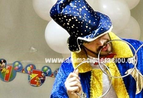 Magos para fiestas de cumpleaños infantiles Lleida