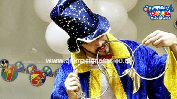 magos cumpleaños lleida