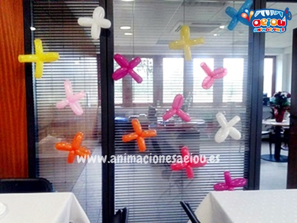 Decoración de fiestas infantiles en Girona a domicilio