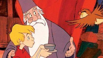Las películas infantiles sobre magia