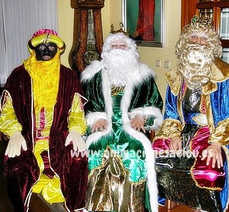 Parque infantil de navidad en Tarragona