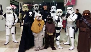 Fiesta de Star Wars