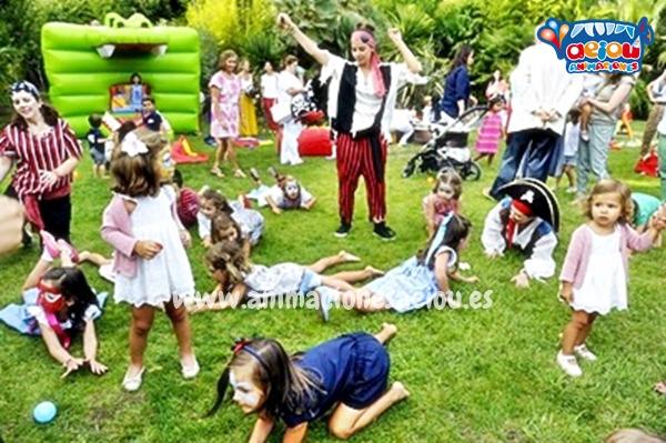 Ideas para organizar una fiesta infantil al exterior