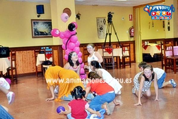 Payasos para fiestas infantiles en Esplugues de Llobregat
