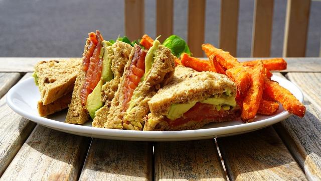 tipos-de-sandwich-para-catering
