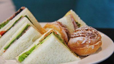 Tipos de sándwiches para catering