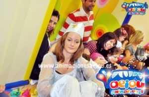 Como organizar fiestas tematicas de princesas en barcelona