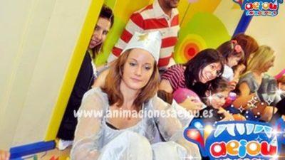 Cómo organizar fiestas temáticas de princesas en Barcelona