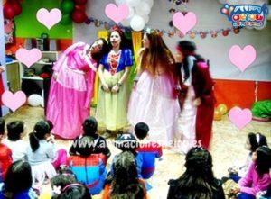 Organizar fiestas tematicas de princesas