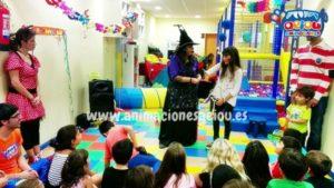 5.- El presupuesto para contratar un mago en una fiesta infantil