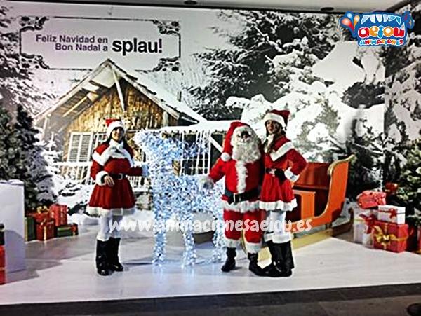 Contratar la visita de Papá Noel a domicilio en Lleida