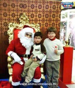 La navidad con Papá Noel a domicilio en Lleida