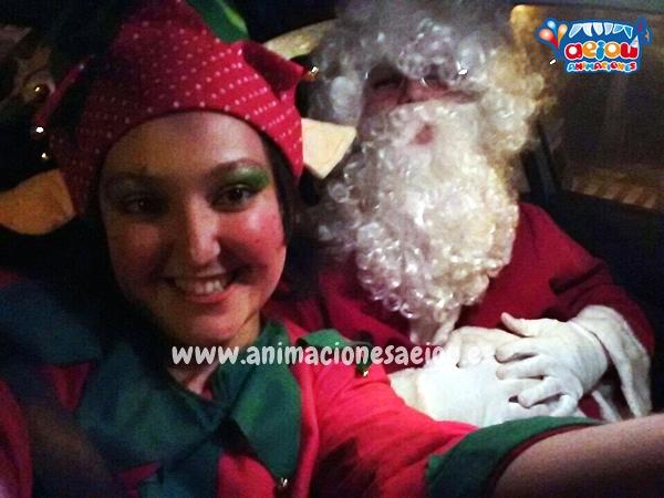 La navidad con Papá Noel a domicilio en Tarragona