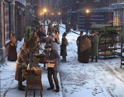La Navidad en Cuentos de Charles Dickens
