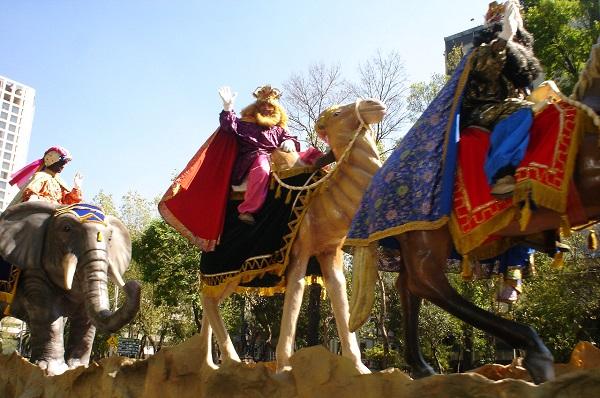 Significado de la cabalgata de Reyes en Barcelona 2017