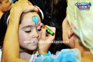 Las mejores Animaciones para fiestas temáticas infantiles Frozen en Girona