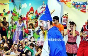 Fiesta Infantil en Barcelona