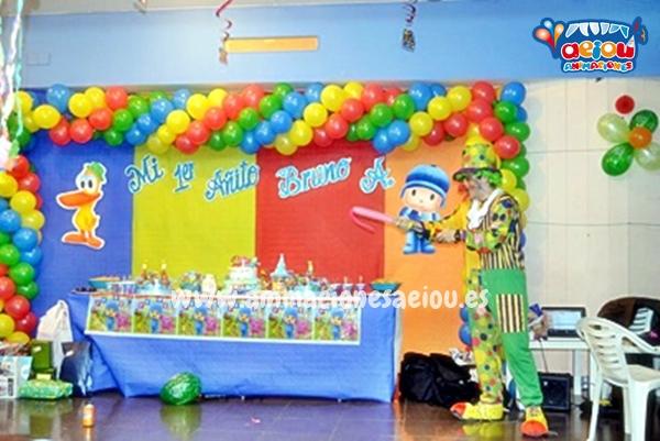 Payasos para fiestas infantiles en Tortosa