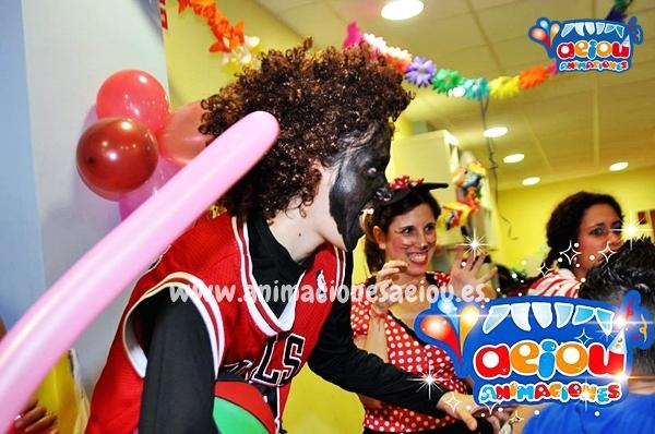 Animaciones para Fiestas de cumpleaños infantiles en Sabadell