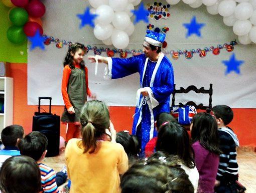 Animaciones para fiestas de cumpleaños infantiles en Santa Coloma de Gramanet