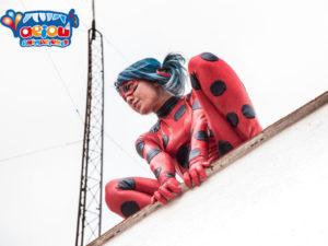 Lo mejor de las fiestas infantiles temáticas de lady bug