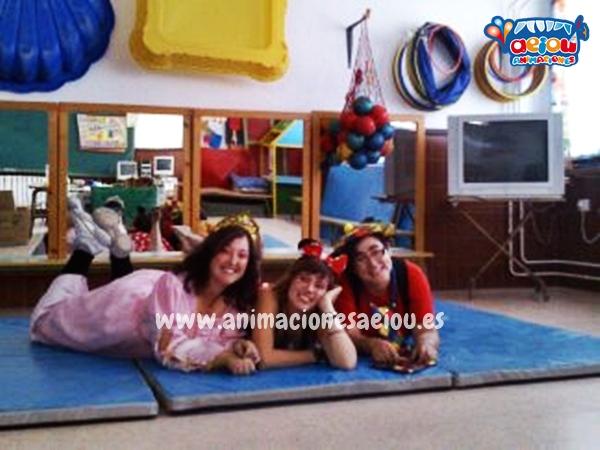 Animaciones de Fiestas Infantiles en Reus