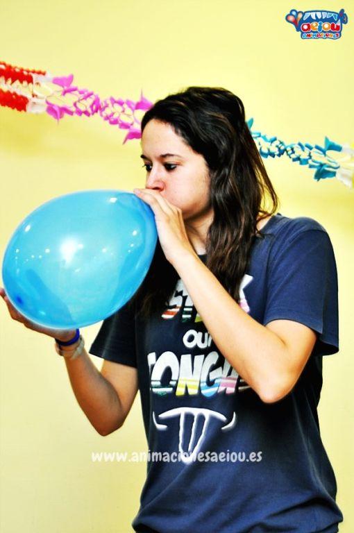 Animaciones de cumpleaños infantiles en Tarrega