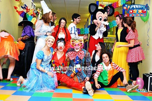 Animadores, magos y payasos en Figueres