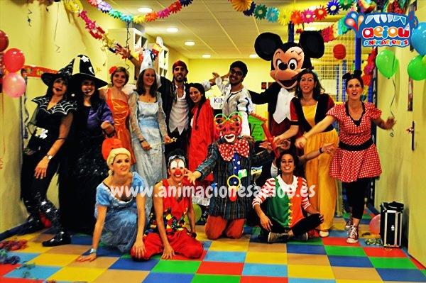 Animaciones para fiestas de cumpleaños infantiles y comuniones Figueres