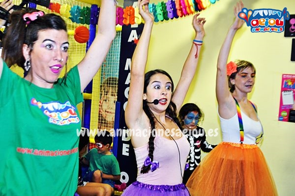 Animaciones de Fiestas infantiles en Figueres