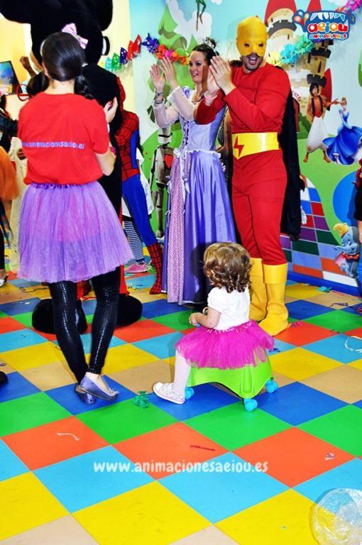 Animaciones para comuniones en Esplugues de Llobregat