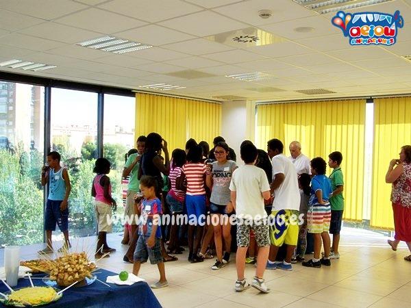 Animaciones de Fiestas Infantiles en Mollet del Vallès