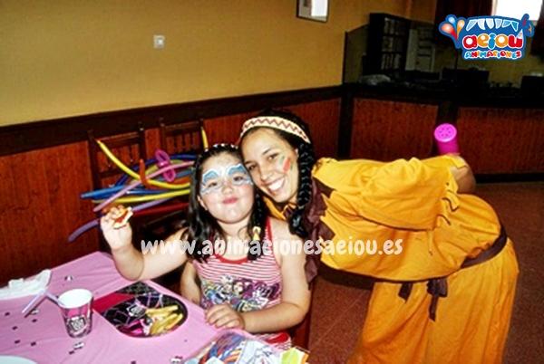 Payasos para fiestas infantiles en Mollerussa