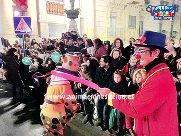 Animaciones para fiestas de cumpleaños infantiles y comuniones en Santa Coloma de Gramanet