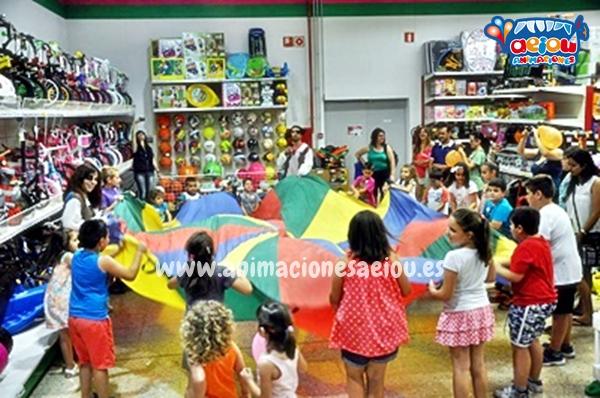Animaciones de comuniones infantiles en Tarrega