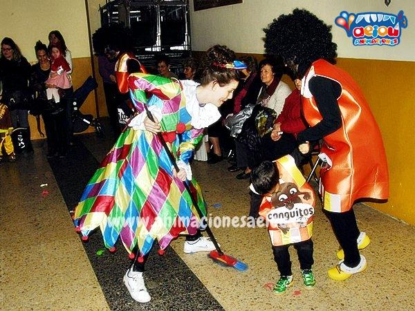 Animaciones para fiestas de cumpleaños infantiles y comuniones en Esplugues de Llobregat