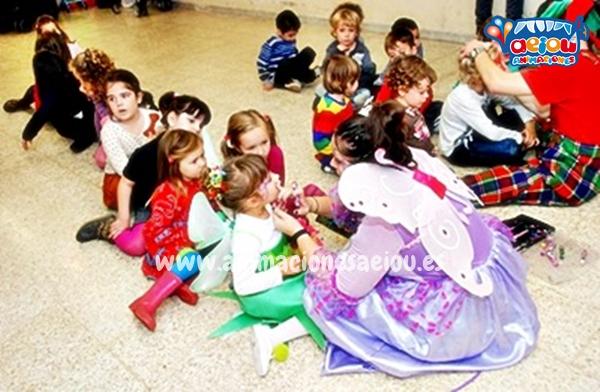 Animación de cumpleaños infantiles en Granollers