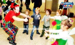 Animadores infantiles fiestas cumpleaños Girona