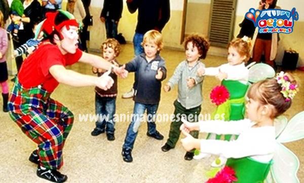 Animaciones para fiestas de cumpleaños infantiles y comuniones en Cambrils