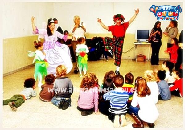 Animación de cumpleaños infantiles en Valls