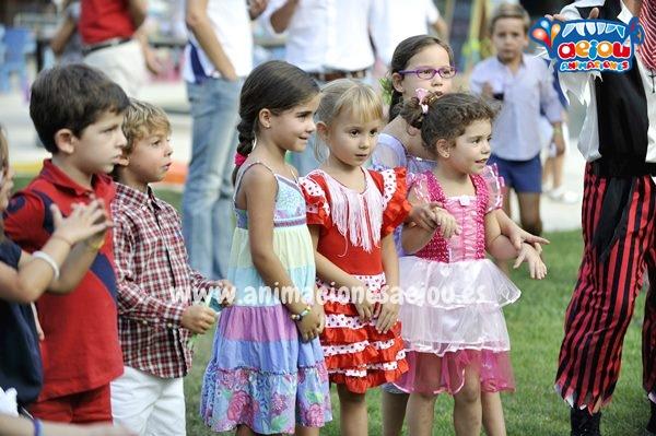 Animaciones de Fiestas Infantiles en Castelldefels