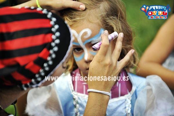 Animaciones de Fiestas Infantiles en Igualada