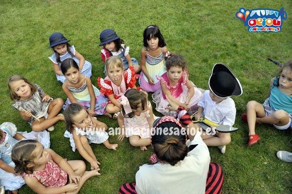 Animación de cumpleaños infantiles en Salou