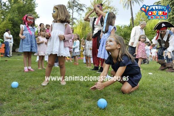 Animaciones de fiestas infantiles en Olot