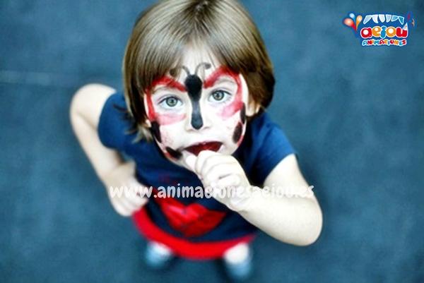 Disfruta de animaciones para fiestas de cumpleaños infantiles en Mollerussa