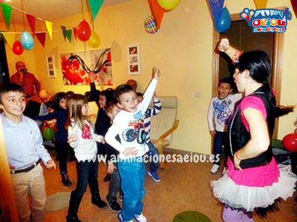 Animación de cumpleaños infantiles en Tortosa