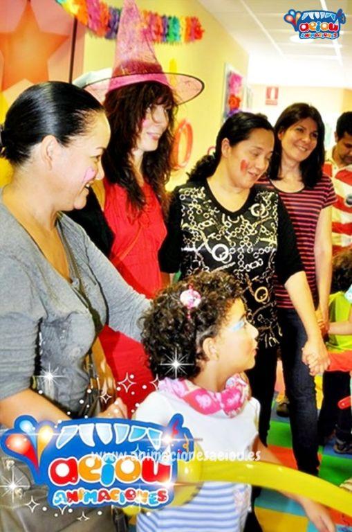 Animaciones para fiestas de cumpleaños infantiles y comuniones en Tortosa