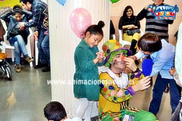 Animaciones de fiestas infantiles en Lloret de Mar